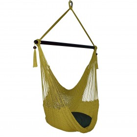 CARIBBEAN HAMMOCKS CHAIR LARGE (Olive) - By the caribbean hammocks store of USA