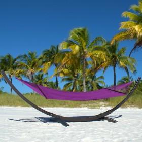 CARIBBEAN HAMMOCKS DOUBLE (Purple) - By the caribbean hammocks store of USA