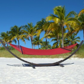 CARIBBEAN HAMMOCKS DOUBLE (Red) - By the caribbean hammocks store of USA