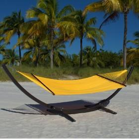 CARIBBEAN HAMMOCKS DOUBLE (Yellow) - By the caribbean hammocks store of USA