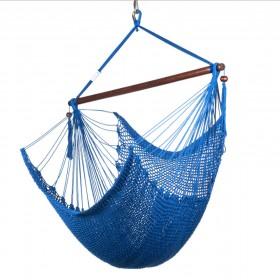 CARIBBEAN HAMMOCKS CHAIR REGULAR (Blue) - By the caribbean hammocks store of USA