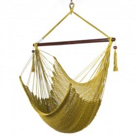 CARIBBEAN HAMMOCKS CHAIR REGULAR (Olive) - By the caribbean hammocks store of USA