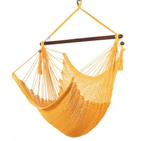 CARIBBEAN HAMMOCKS CHAIR REGULAR (Yellow) - By the caribbean hammocks store of USA