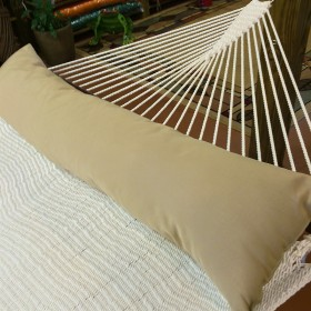 Hammock Pillow (Antique Beige) - By the caribbean hammocks store of USA