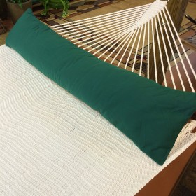 Hammock Pillow (Dark Green) - By the caribbean hammocks store of USA
