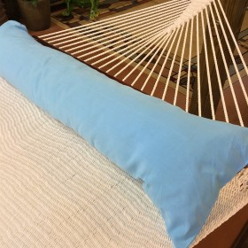Hammock Pillow (Light Blue) - By the caribbean hammocks store of USA