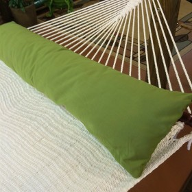 Hammock Pillow (Light Green) - By the caribbean hammocks store of USA