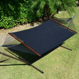 CARIBBEAN HAMMOCKS JUMBO (Black) - By the caribbean hammocks store of USA