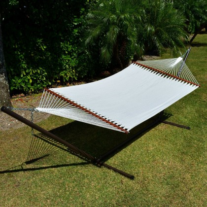 CARIBBEAN HAMMOCKS JUMBO (White) - By the caribbean hammocks store of USA