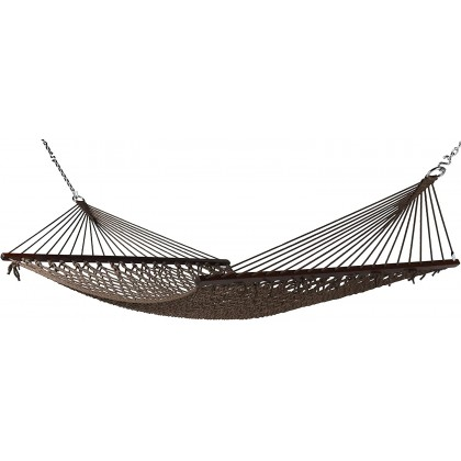 Caribbean Hammocks Classic Rope (Mocha) - By the caribbean hammocks store of USA