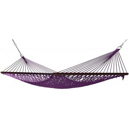 Caribbean Hammocks Classic Rope (Purple) - By the caribbean hammocks store of USA