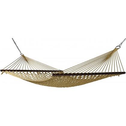 Caribbean Hammocks Classic Rope (Tan) - By the caribbean hammocks store of USA