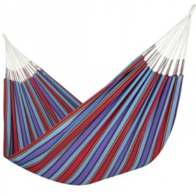Colombian Hammock Jumbo - Blue Stripe