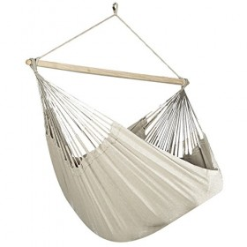 Colombian Hammock Chair Lounger - Beige