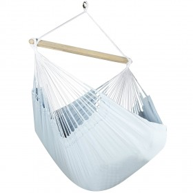 Colombian Hammock Chair Lounger - Powder Blue