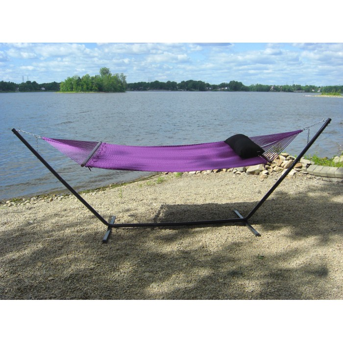 hammock stand  bronze tubular steel  15 ft    by the caribbean hammocks store of usa stand  bronze tubular steel  15 ft    by the caribbean hammocks      rh   hammock usa