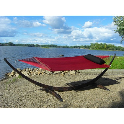 Wicker Hammock Stand - By the caribbean hammocks store of USA