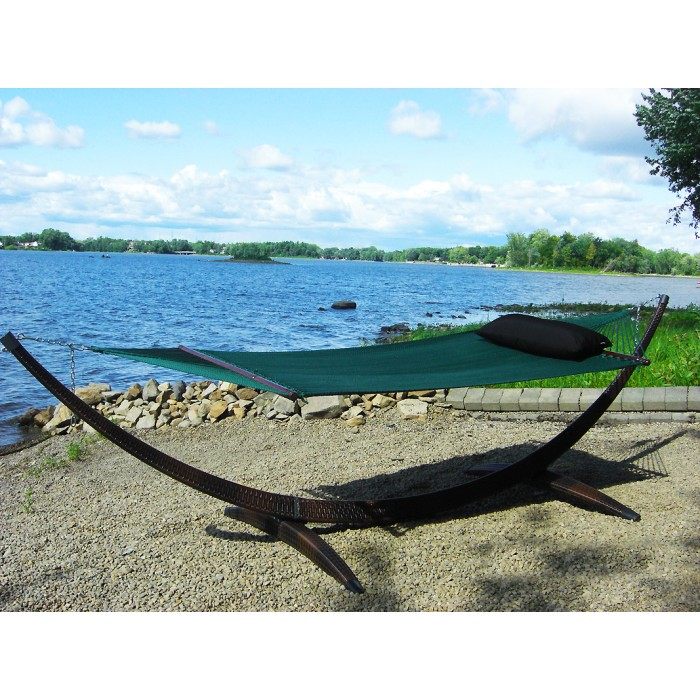 wicker hammock stand   by the caribbean hammocks store of usa hammock stand   by the caribbean hammocks store of usa  rh   hammock usa