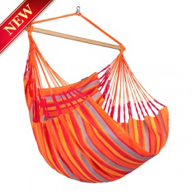 Hammock Chair Large ( Domingo Toucan ) - By the caribbean hammocks store of USA
