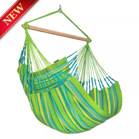 Hammock Chair Large ( Domingo Lime ) - By the caribbean hammocks store of USA
